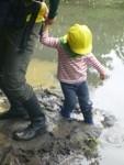 泥を歩く その2